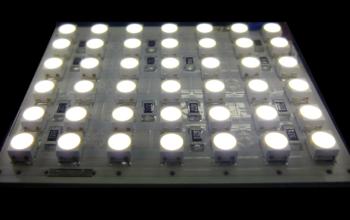LED trắng